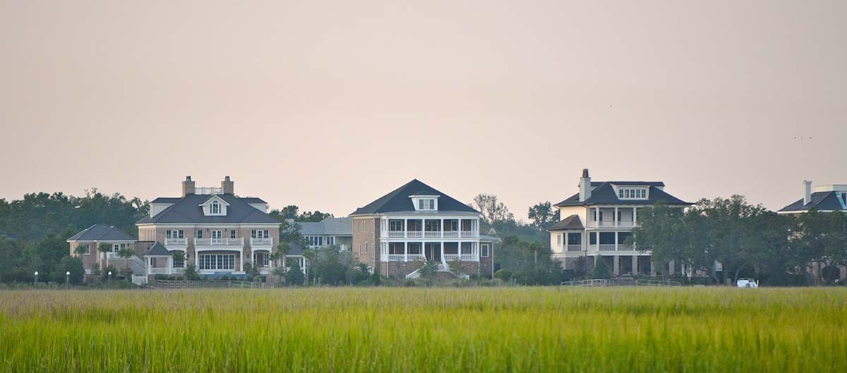 Lowcountry Homes on the Marsh